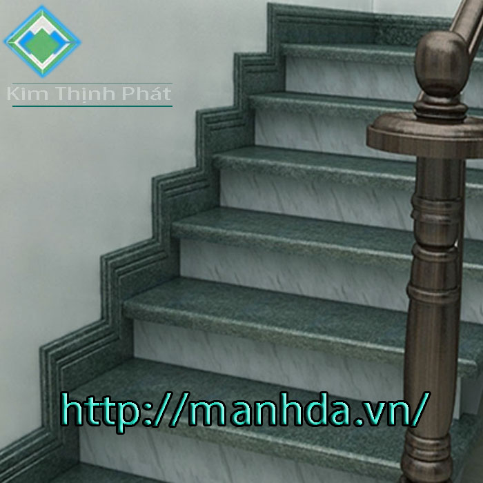 cầu thang đá nam định