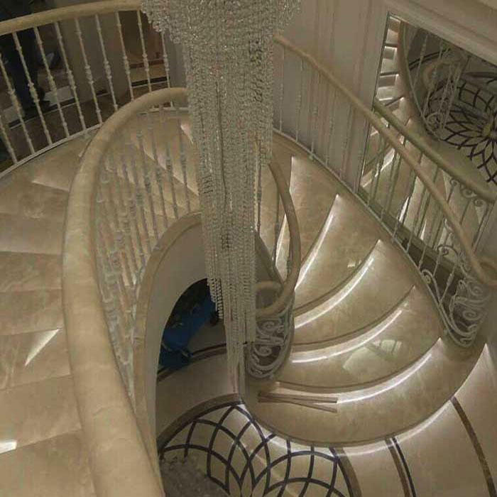 cầu thang đá tây ninh