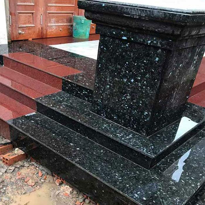 cầu thang đá tiên quang