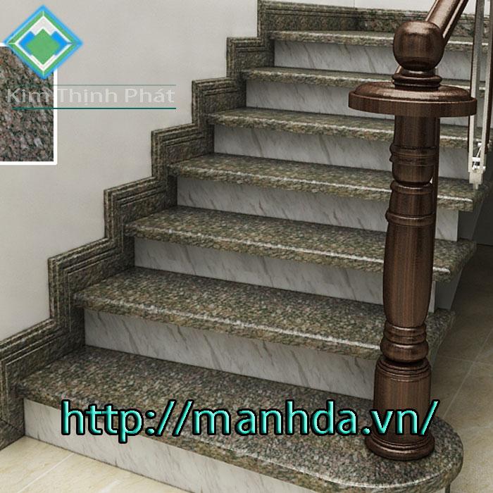lát đá cầu thang